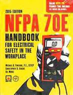 Cover of NFPA 70E Handbook, 2015 Edition
