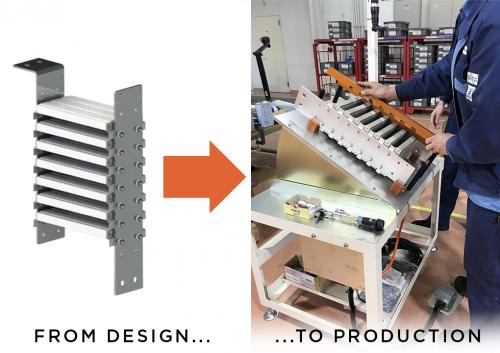 From Design to Production Schematic