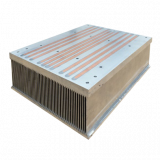 Embedded Heat Pipe Air Cooled Heat Sinks - Illustration 1